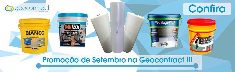 Promoção de Setembro na Geocontract !!!
