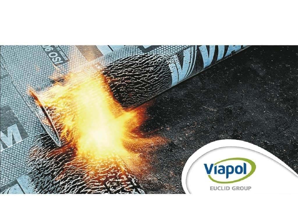 Manta Asfáltica Viapol Premium Ardos EL 4mm PP