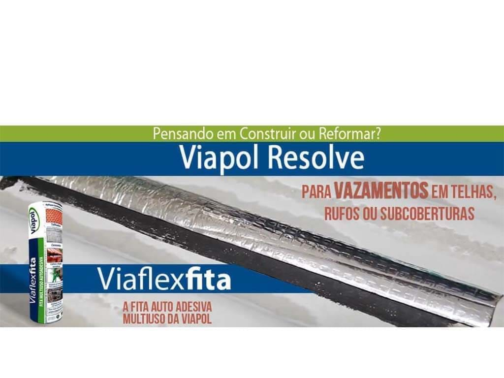 Viaflex Fita (10cm)