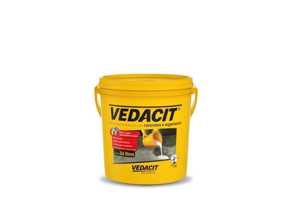 Vedacit (Galão 3,6L)