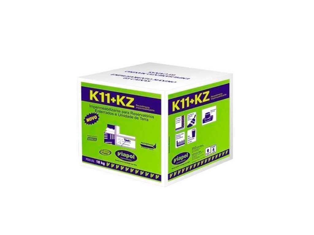 K11 + KZ (Caixa 18KG)