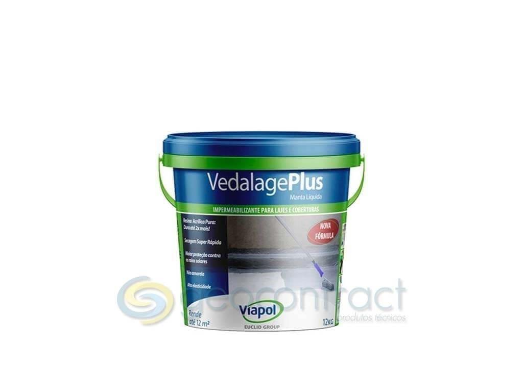 Vedalage Plus Concreto (Balde 12KG)