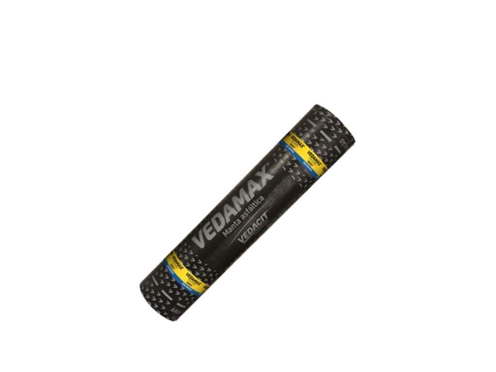 Manta Asfáltica Vedamax II Alumínio 3mm
