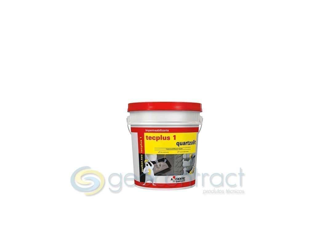 Aditivo Tecplus 1 Quartzolit (Balde 18L)