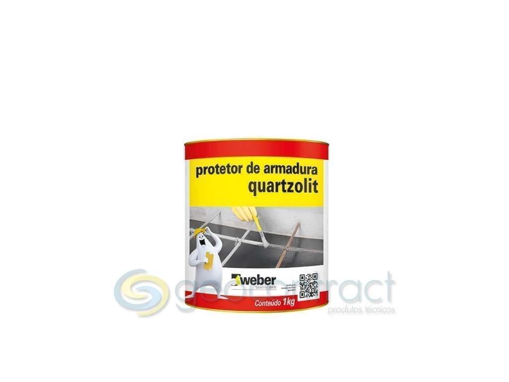 Protetor De Armadura Quartzolit (Lata 1KG)