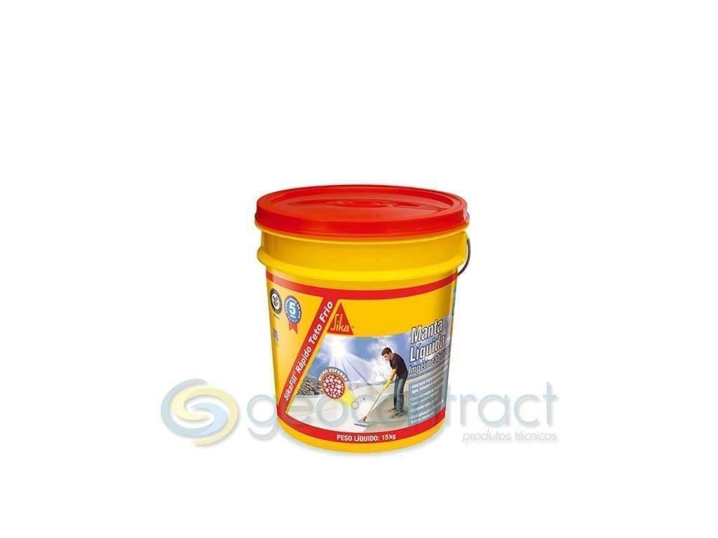 Sikafill Rápido Teto Frio (BD 15KG)