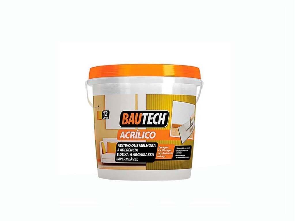 Bautech Acrílico 12L
