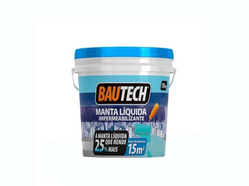 Bautech Manta Líquida Branca 15KG