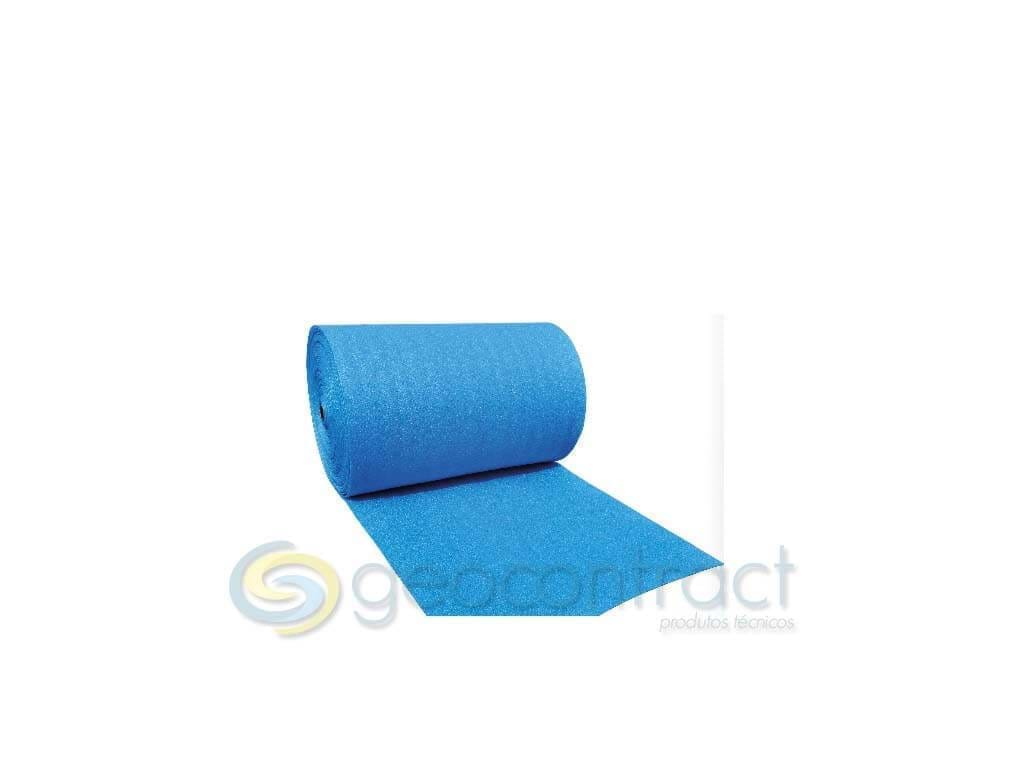 Manta Polietileno Azul 5mm