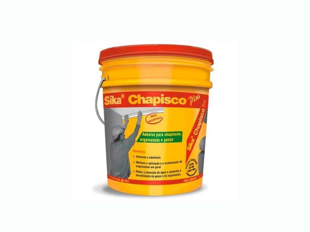 Sika Chapisco Plus 18L