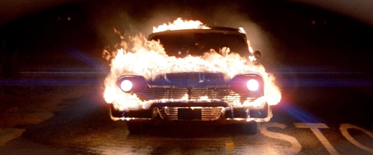Christine - O Carro Assassino - Hot Wheels Collection